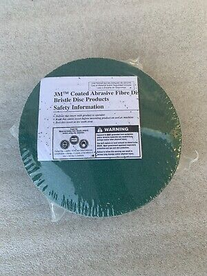 "Sandpaper Cloth Disc Roll 3M 341D Stikit  5 in P60 Grit /""1 Roll of 100 Discs/"""
