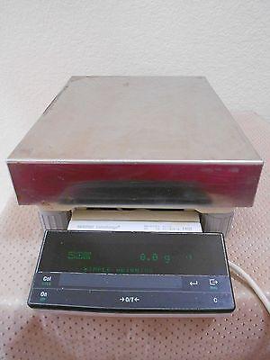 Mettler Toledo Sr32001 Deltarang Digital Balance Scale 6.4kg0.1g 32.1kg1g