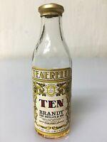 Raro Mignon Tenerelli Ten Brandy 31cc 40% Vintage -  - ebay.it