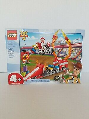 LEGO Disney Pixar Toy Story 4 Duke Caboom's Stunt Show 10767