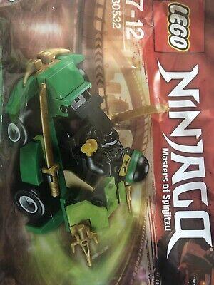 Lego Ninjago Turbo Polybag
