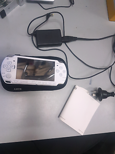 Psp  with charger and manual Happy Valley Morphett Vale Area Preview