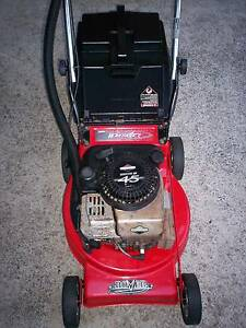 BRIGGS STRATTON ROVER 4 STROKE LAWN MOWER,SERVICED! Runcorn Brisbane South West Preview