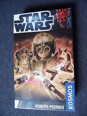 STAR WARS Kosmos ANAKINS PODRACE Spiel für 2 bis 4 Spieler Neu und OVP s. Fotos