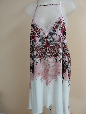 Intimately Free People Women's Lace slip/ dress,large