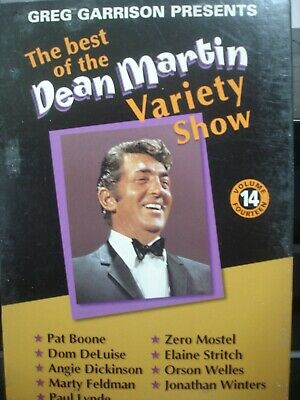 The Best of Dean Martin Variety Show Roasts Vol 14 (DVD) Angie