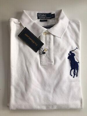 Ralph Lauren Custom Fit Big Pony Polo Taille S