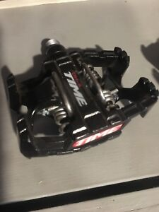 New time my. Bike pedals