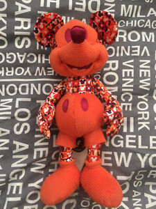 NWT Mickey Mouse Memories Plush July 2018 Limited Release