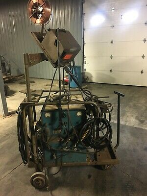 Hobart 300 Amp Welder Wire Feed Spool Gun