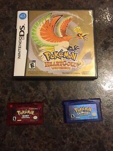 Pokémon games.