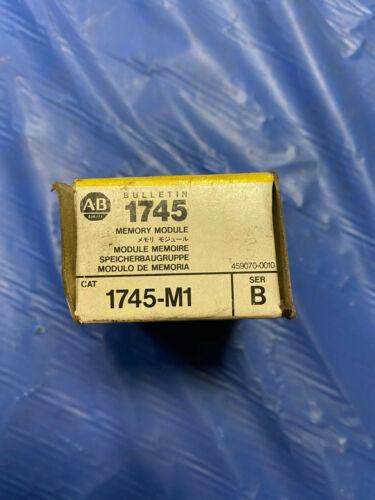 Allen-Bradley 1745-M1 (1745M1) Memory Module