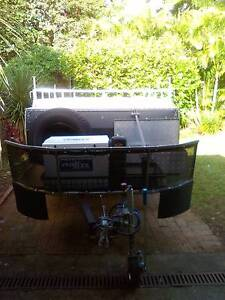 Cub Supamatic Escape Off Road hard floor camper trailer Belrose Warringah Area Preview