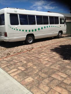 Toyota Coaster Home on wheels
