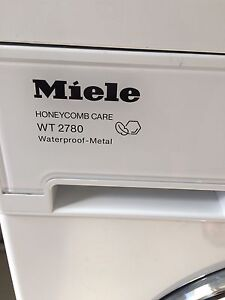 Miele WT 2780 Washer/Dryer Hope Island Gold Coast North Preview