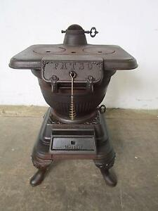 "C49088 Cast Iron Masport ""FATSO"" Pot Belly Stove Heater Mount Barker Mount Barker Area Preview"