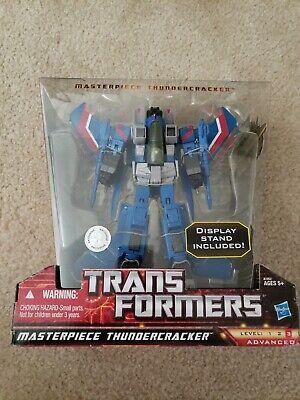 Hasbro Toys 'R Us Exclusive Transformers Masterpiece MP Thundercracker NEW MINT