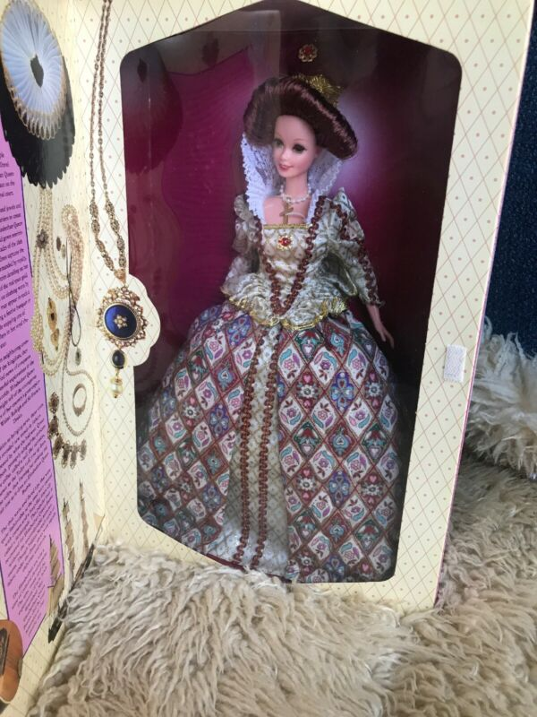 1994 Timeless Creation,Elizabethan Queen Doll-The Great Era Collection.