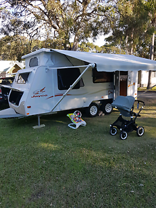 2006 Jayco Destiny Horsley Wollongong Area Preview