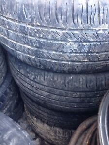 Four tires 205/50r17 lots of tread $100