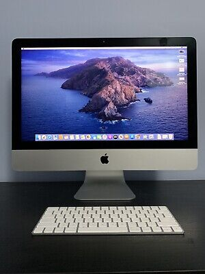 "Apple iMac Retina 4K 21.5"" Late 2015 Core i5 3.1GHz 8GB RAM 1TB HDD Iris Pro"