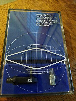 Bang and Olufsen MMC 6000 Cartridge + Headshell (UNUSED/NEW)