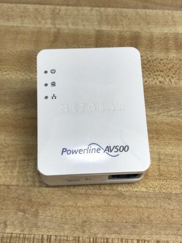 1 Netgear Powerline AV500 Nano Adapter XAV5201