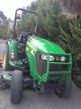 johndeere compact tractor 3320 Moe Latrobe Valley Preview