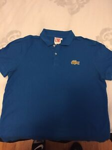 (SMALL) BLUE LACOSTE POLO -SHIRT