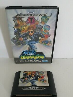 Usado, Kid Chameleon Jeu Game Sega Megadrive Mega Drive Avec Boite Testé comprar usado  Enviando para Brazil