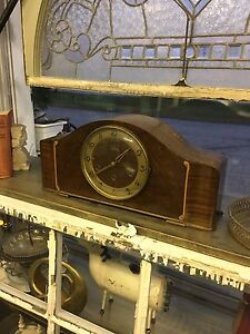 Vintage clock made in Berlin $85 on sale now!