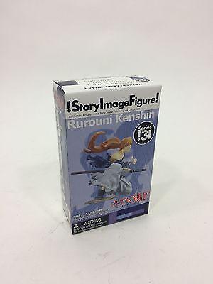 Rurouni Kenshin Story Image Figure - Series 3 - MYSTERY BOX - New & Sealed