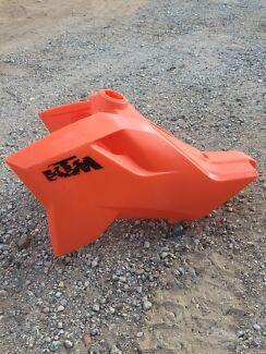 KTM fuel ⛽️ 13 litre