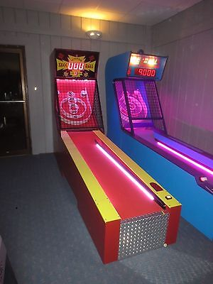 10 FT SKEE-BALL ARCADE MACHINE!!!!!  VERY NICE !!!!!!!!