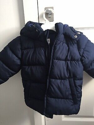 Baby Gap Boy Puffa Coat Size 18/24months