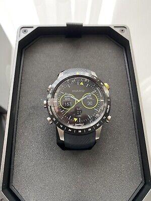 Garmin MARQ Athlete Titanium Modern Smart Watch