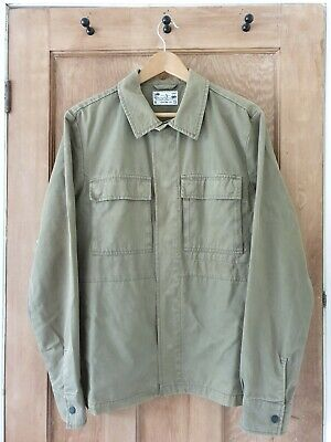 VANS Joel Tudor Jacket. Cotton canvas. Military / Skate. Size Medium.