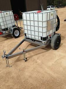 FIRE FIGHTER  FARM WATER TRAILER  FIRE UNIT  FROM $1800 Gidgegannup Swan Area Preview