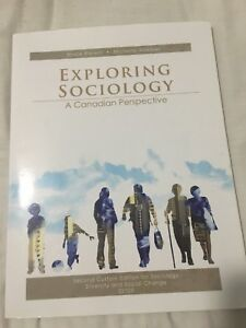 Exploring sociology 2nd Edition Mohawk college