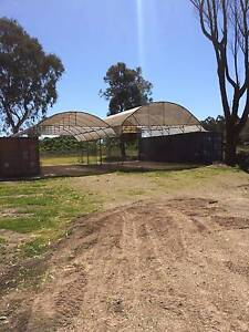 1 Acre of Land, Sea Containers, Fully Fenced and Powered/water Forrestdale Armadale Area Preview