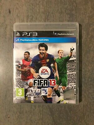 FIFA 13 (Sony PlayStation 3, 2012) EU Version - EA SPORTS - VERY GOOD CONDITION! for sale  Shipping to Nigeria