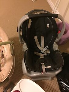 Greco car seat with base