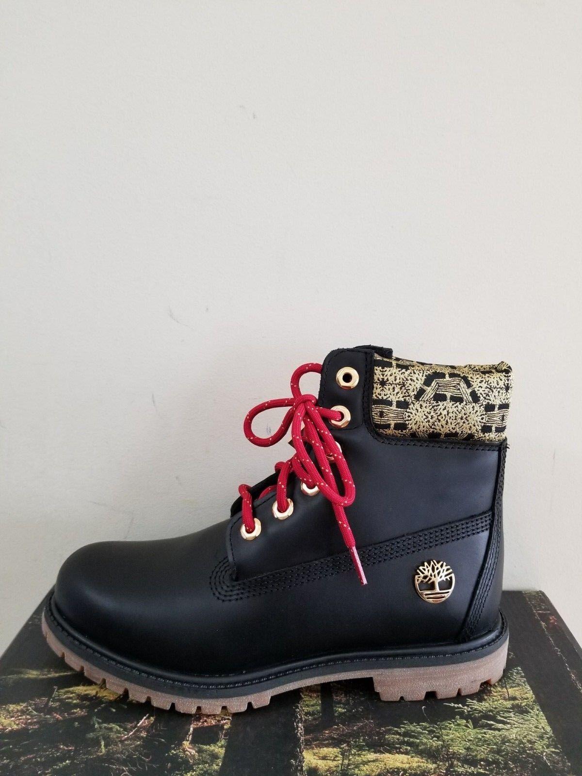 "Timberland Women's 6 inch"" Double Sole Premium Waterproof Boots NIB"