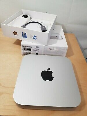 Apple Mac Mini A1347 2011, i5 2.3Ghz, IG, 8GB RAM, 240GB SSD + 500GB HDD