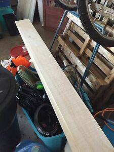 Two Rough 12ft Pine Boards