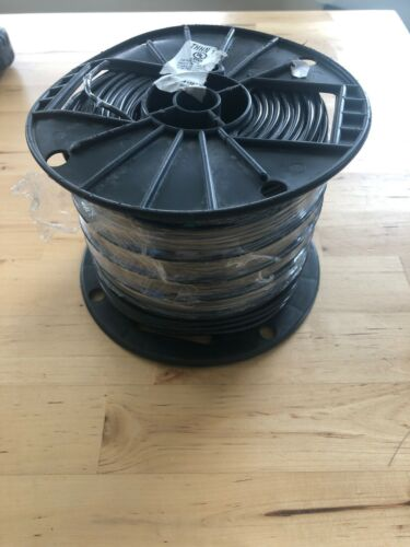 SOUTHWIRE 11587301 Building Wire THHN 12 AWG Black 500ft YM-680