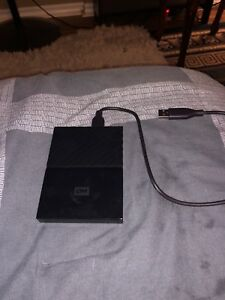Western digital 1tb external hard drive
