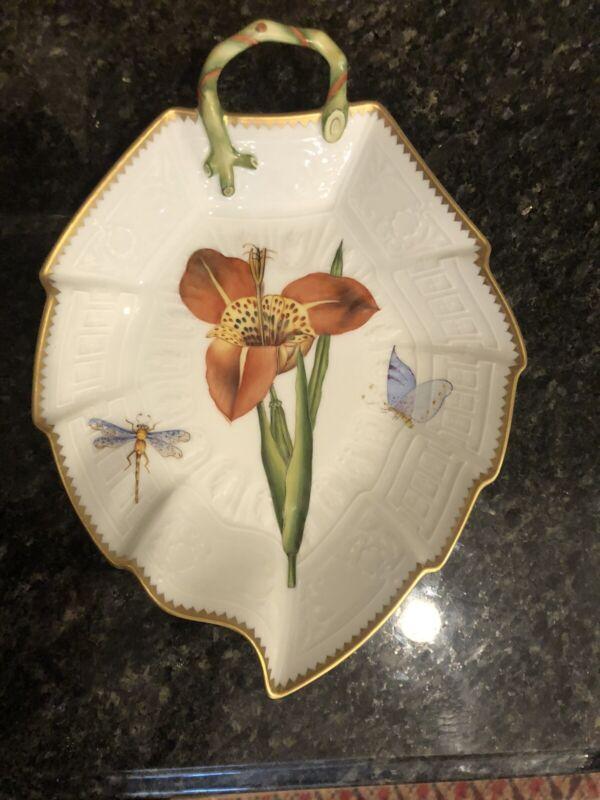 Anna Weatherley Weatherly Leaf Shape Dish