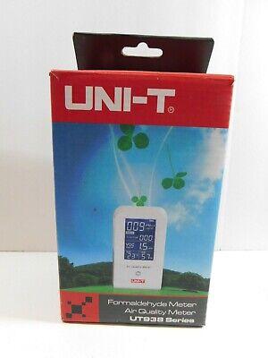 Uni-t Formaldehyde Meter Air Quality Meter Ut938 Series