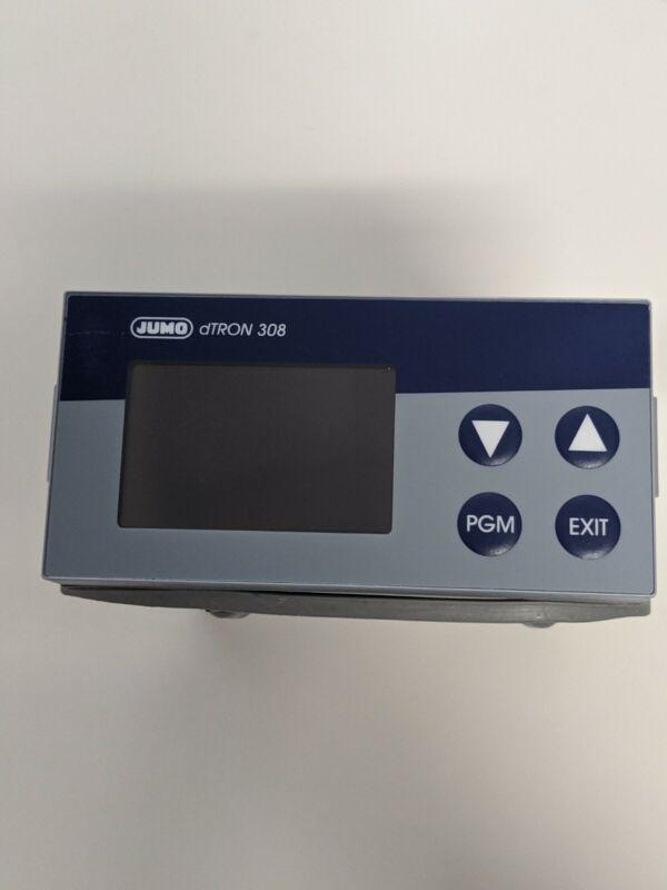JUMO dTRON 308 703043/191-000-23/000 PID Temperature Controller
